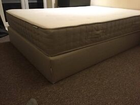 IKEA Double bed matres and frame
