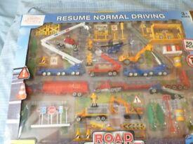 Road Rescue set
