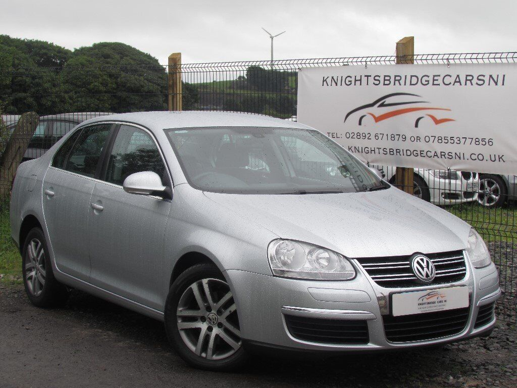 2008 VOLKSWAGEN JETTA SE 2.0 TDI PD 84524 MILES 2 OWNERS FULL SERVICE HISTORY IMMACULATE CONDITION