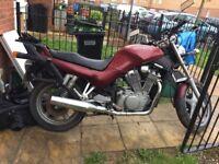 Suzuki vx800 £1300