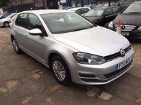 Volkswagen Golf 1.4 TSI S DSG 5dr (start/stop)£8,995 p/x welcome FREE 1 YEAR WARRANTY, NEW MOT