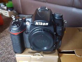 Nikon D7000 (6888 Shutter Count)