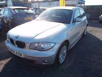 BMW 1.6 116i SE 5dr - 2006 (56 plate) £3,995