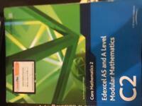 Edexcel A-Level C2 Textbook + CD