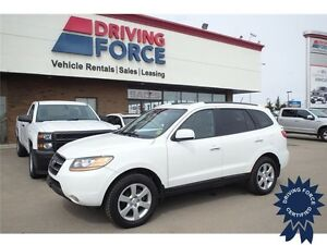 2009 Hyundai Santa Fe Limited All Wheel Drive Mid-Size SUV