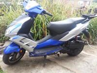 Pulse lightspeed 2 125cc only 1900 miles 2014 year Redy to ride