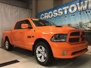 2015 Ram 1500 Sport 4X4 | 5.7L V8 Hemi 8 Speed Auto | 5ft Cargo