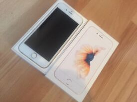 Iphone 6S Gold 16GB (Boxed) Receipt + £25 Curry's gift card