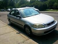 Honda Civic 1999 Negociable