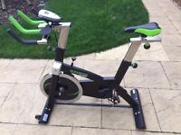 Elevation Spin Bike, 18kg Fly Wheel