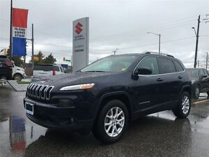 2015 Jeep Cherokee North 4X4 ~Nav ~Backup Camera ~Heated Seats