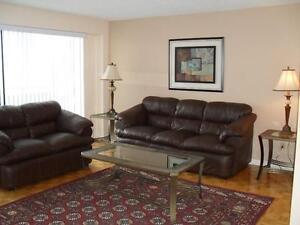 4 1/2 with 2 bathrooms BRIGHT & SPACIOUS in West Island