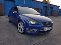 ford focus 2.5 SIV ST PREVIOUS LADY OWNER MOT'D FULL SERVICE HISTORY QUICK SALE BARGIN PRICE