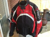 Bikers jacket rsl and trousers