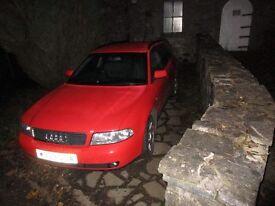 Audi A4 Avant 2000 Needs ( new Turbo )