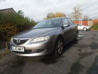 Cheap Mazda 6 2.0ts MOT to march 2018 just £399!