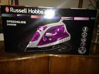 Russle Hobbs speedglide Iron...