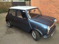 Classic mini auto