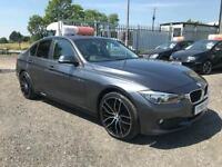 Late 2013 BMW 3 Series 316d ES **M Performance Kit** *Finance and Warranty* (A4,PASSAT,C220,320d)