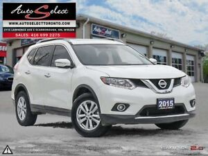 2015 Nissan Rogue AWD ONLY 82K! **BACK-UP CAMERA** PAN-ROOF C...