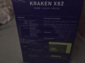 Kraken X62 280MM