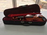 1/2 Size Stringers Violin and case