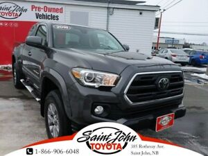 2018 Toyota Tacoma SR5 With Low KM!!!!