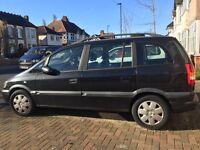 Vauxhall Zafira Comfort 16V Auto for QUICK SALE!