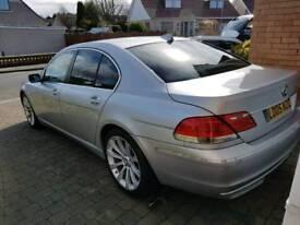 BMW 730d SE automatic diesel 2005