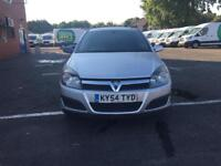 Vauxhall Astra full-service done ready to drive mine and then scratch