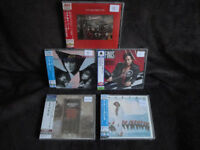 Sealed Jazz-Funk-Soul Cd's from Japan. For sale