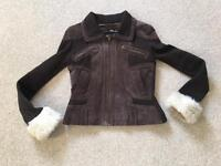 Jane Norman - Brown Jacket - Size 12