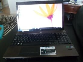 HP PROBOOK 4525s AMD TURION P-560 GREAT LAPTOP.
