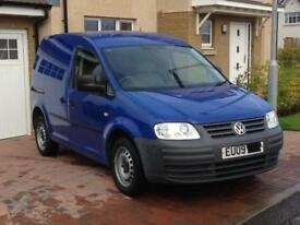 VW Caddy 2.0 SDI (2009)