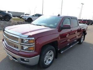 2015 Chevrolet Silverado 1500 LT, Heated Seats, 4x4, Remote Star