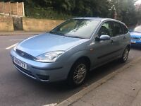 FORD FOCUS LX 5 DOOR HATVHBACK 2004 04 PLATE MOT APRIL 2017
