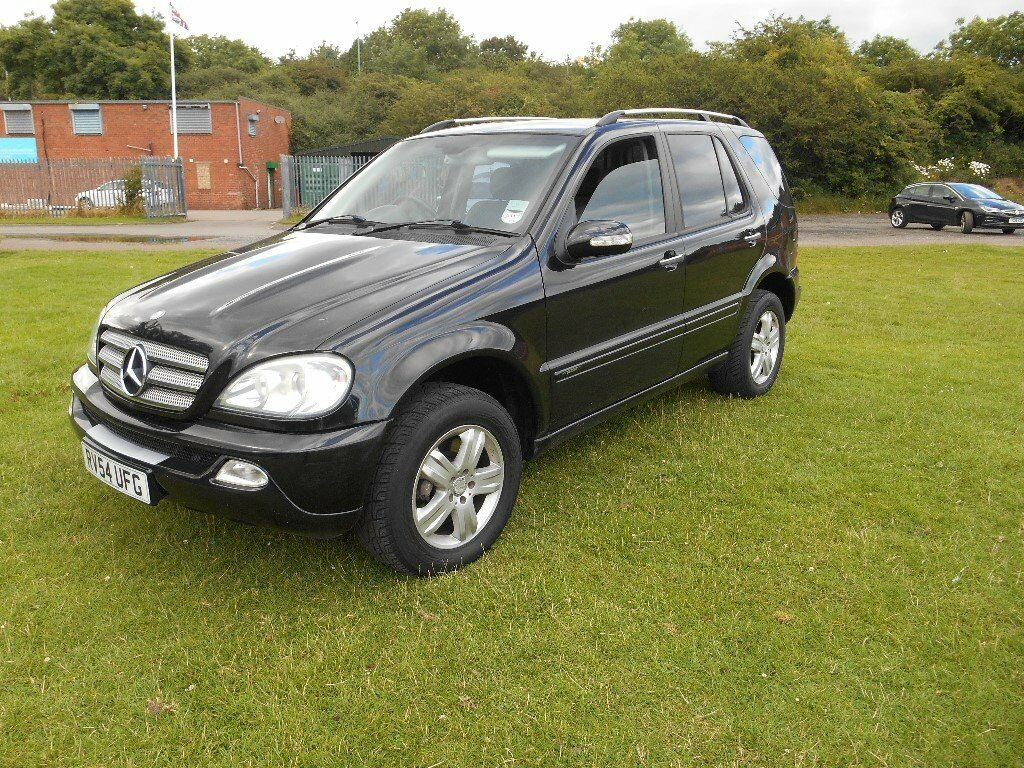 2004 mercedes ml320 2004 mercedes benz m class information and - 2004 Mercedes Ml 270 Cdi 4x4 Auto Special Edition