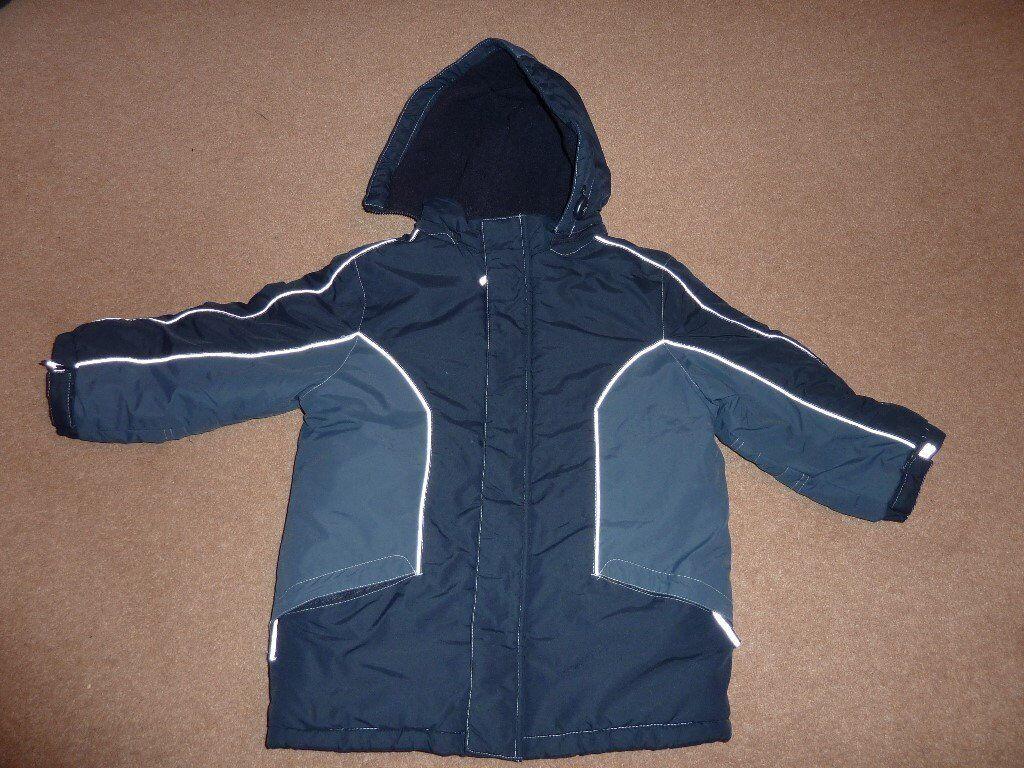 Next Boys Winter Jacket Age 5 yrs