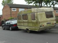 Caravan wanted any condition
