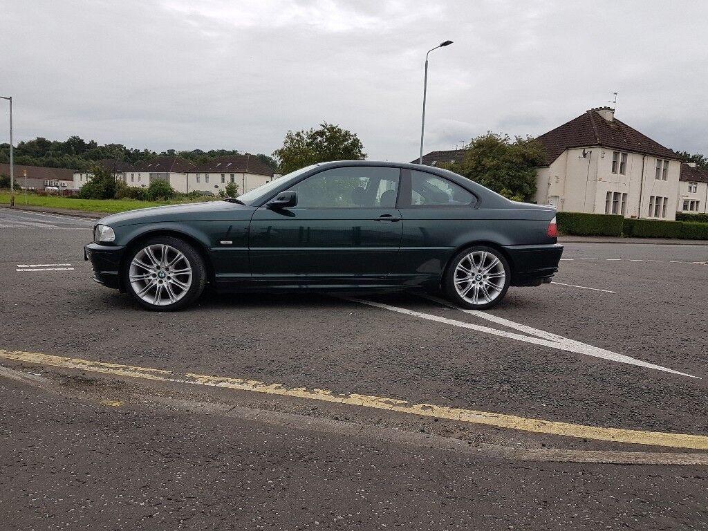 2003 BMW 318CI SE 2.0 3 Door Coupe - MOT June 2018 - 115066 Genuine Miles - Recent Service