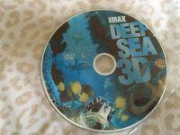 IMAX Deep Sea 3D Blu-ray