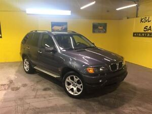2001 BMW X5 3.0i ~ ALL POWER OPTIONS ~ LEATHER ~ SUNROOF ~ CER