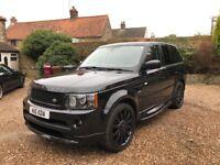 Range Rover Sport 2.7 TDV6 MINT