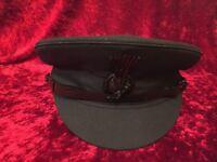 Chauffer hat/ drivers cap