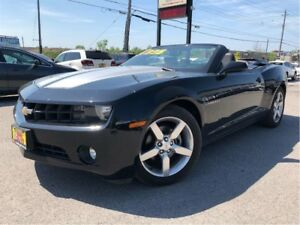 2012 Chevrolet Camaro 2LT | DROPTOP| | LEATHER | ALLOYS