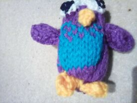 Owlet the toy owl