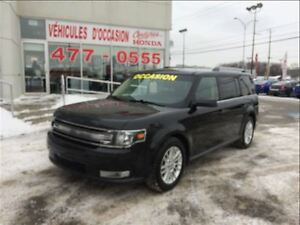 2013 Ford Flex SEL, toit panoramique