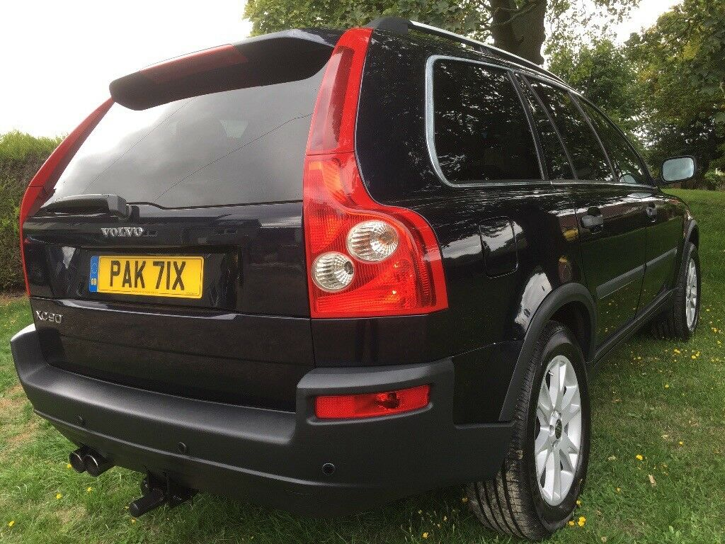 Volvo Xc90 Se D5 6sp Manual December 2004 In Grantham Lincolnshire Gumtree