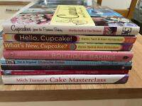 Cake Decorating Books - Bundle Worth Over £100!