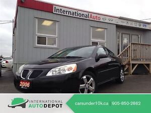 2006 Pontiac G6 GT | MOONROOF | KEYLESS | ALLOYS|